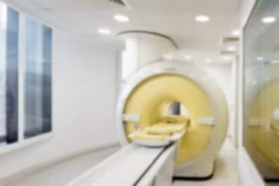 MRT Scanner mit neuester Technik