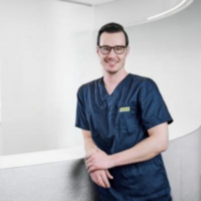 Tobias Engelhardt - Leitender medizinisch-technischer Radiologie-Assistent