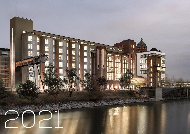Radiologie Düsseldorf – Neue Praxis am Medienhafen